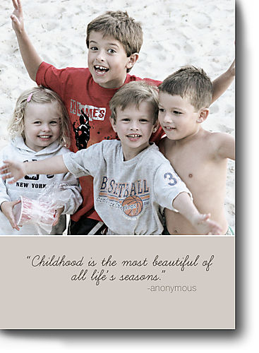 Thursday's thought #4 childhood for blog