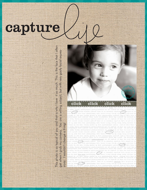Capture life layout (fp)