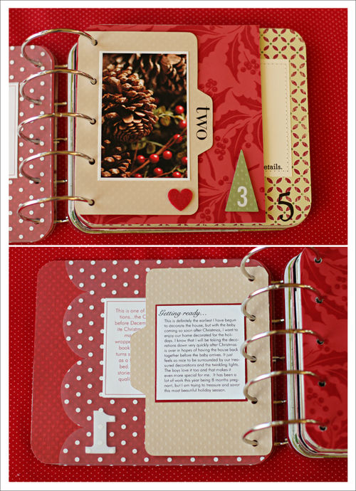 December Daily page 2 for blog