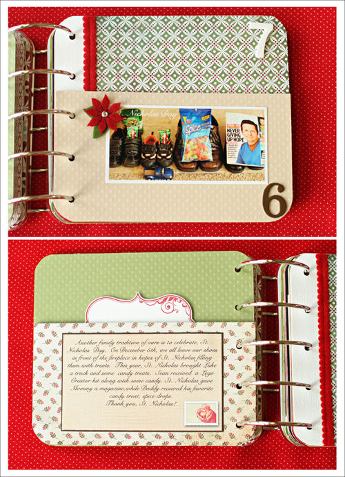 December Daily Day 6 for blog