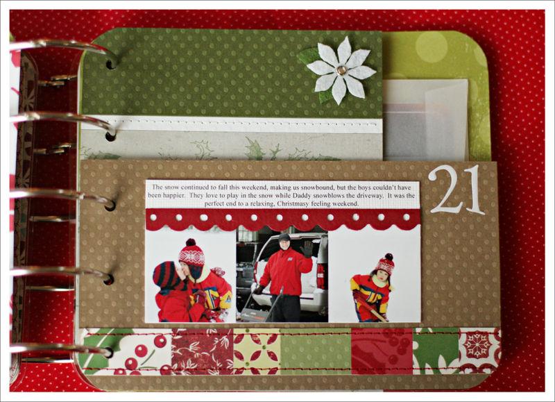 December daily 21 for blog