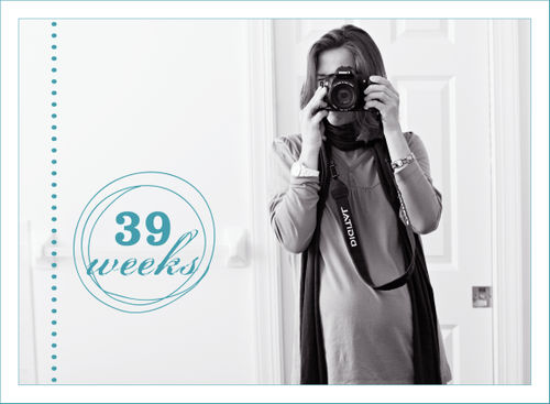 39 weeks photo 1 for blog