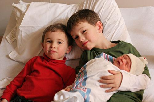 Boys with jackson hospital