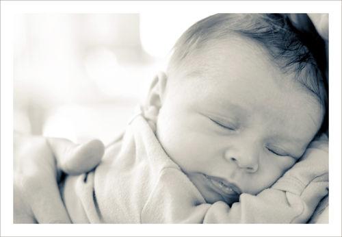 J sleeping for blog