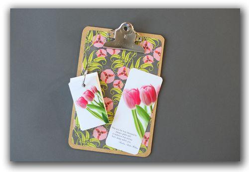 Teacher gift clipboard 2
