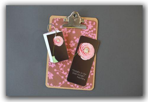 Teacher gift clipboard 1