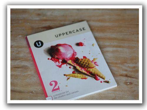 Uppercase one blog