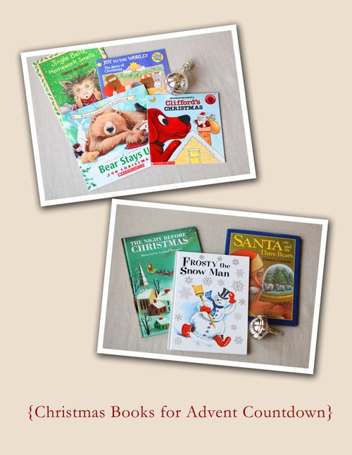 Blog post Christmas books page three