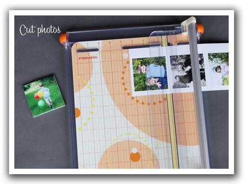 Tutorial memory game photo five