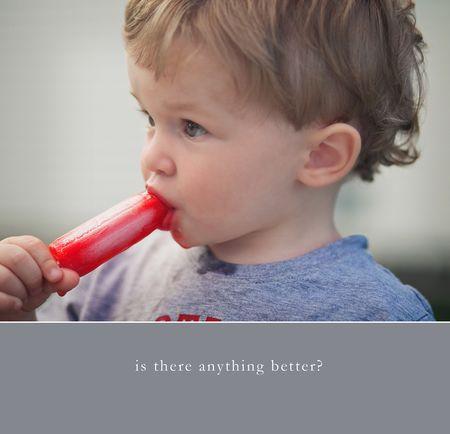 Blog popsicle