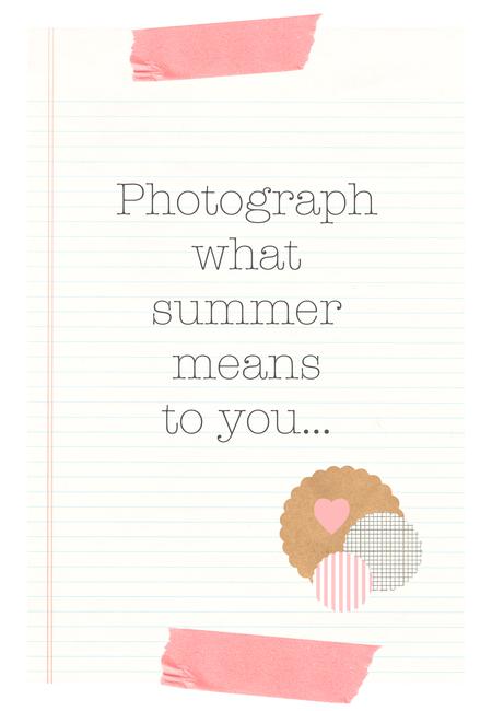 Summer prompt
