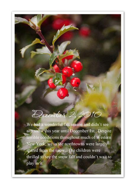 December 2 blog