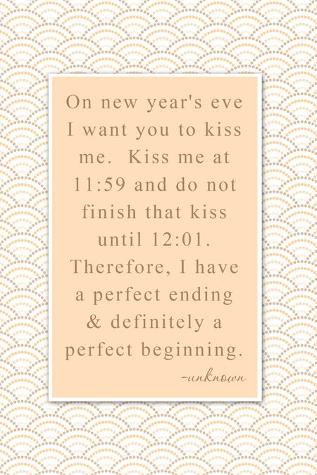 Perfect beginning blog