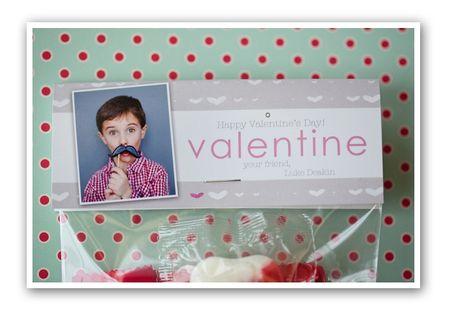 Valentine four blog