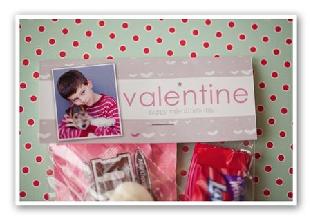 Valentine five blog