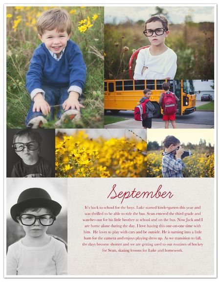 September newsletter typepad