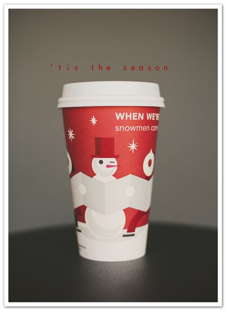 Red cup day typepad blog