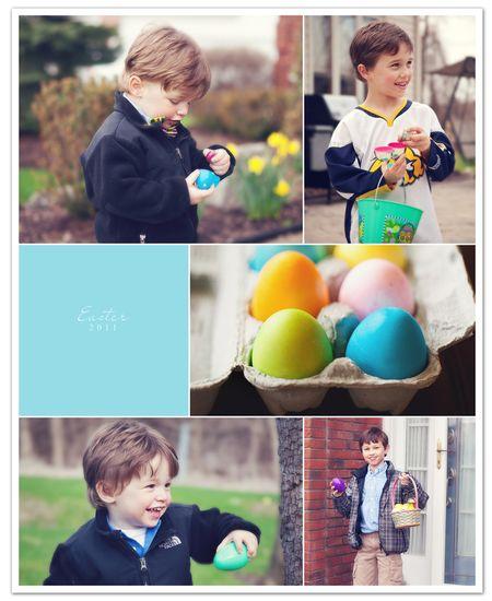 Easter 2011 blog