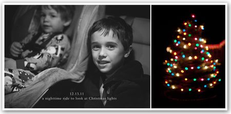 December daily 12.13 photoblog